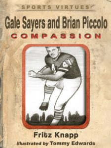 Gale Sayers and Brian Piccolo