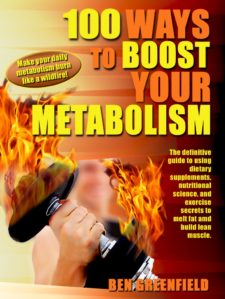 100 Ways to Boost Your Metabolism