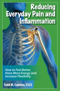 Reducing Everyday Pain and Inflammation