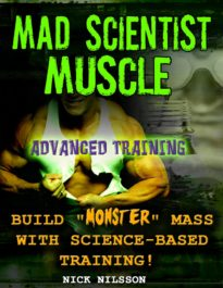 Mad Scientist Muscle: Advanced Training