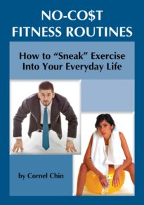 """How to """"Sneak"""" Exercise into Your Everyday Life"""