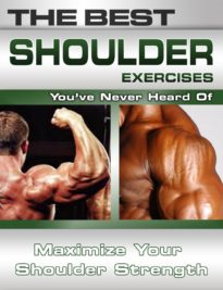 The Best Shoulder Exercises You've Never Heard Of